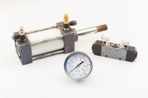Powdered Metal: Motion Control and Pneumatic Cylinders