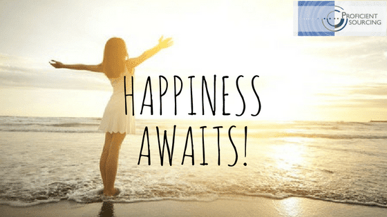Happiness Awaits!