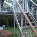 Architectural metal fabrications