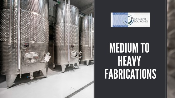 Medium to Heavy Fabrications