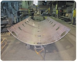 Supplier for LARGE metal parts