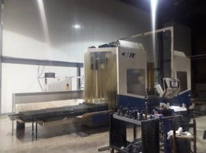 Large Component Machining and Turning