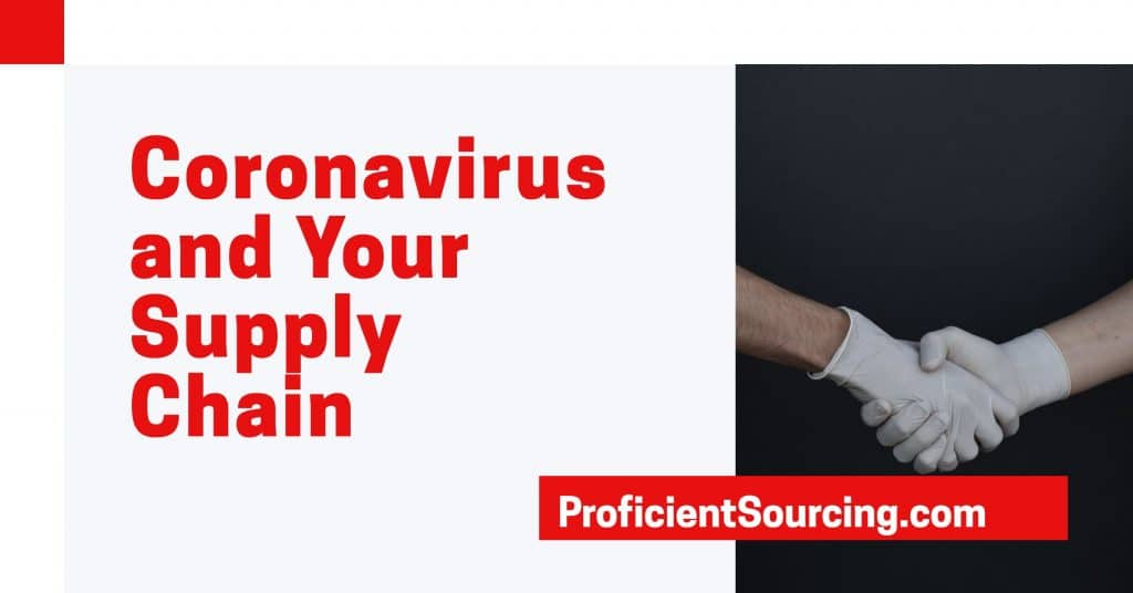 Coronavirus and Your Supply Chain